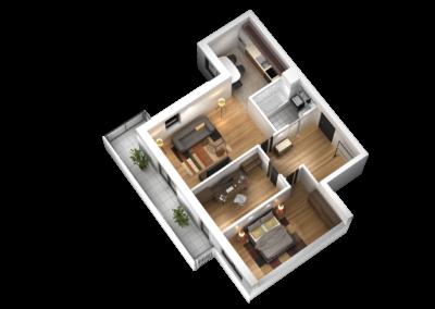 Mieszkanie nr56
