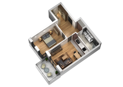 Mieszkanie nr 51