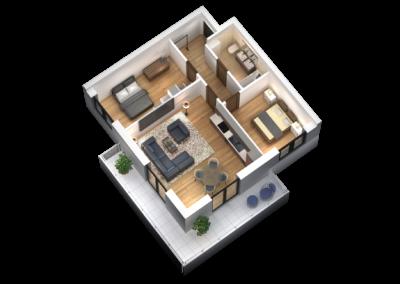 Mieszkanie nr 11
