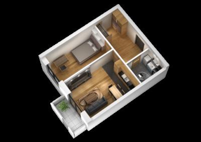 Mieszkanie nr 49